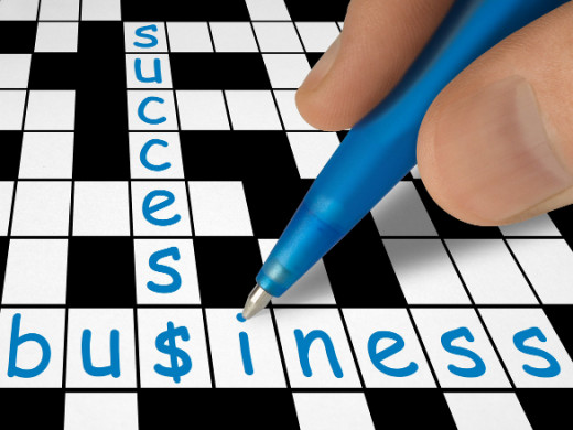 Business success is dependent on continually improving on what is being done.