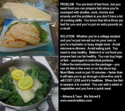 QUICK HEALTHY FOOD SOLUTIONS