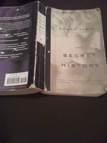 The Secret History Cover Page