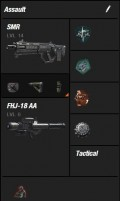 Call of Duty: Black Ops 2 - SMR attachments