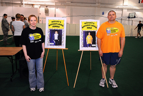"Weight loss and the tracking of it has been popularized by concepts such as ""The Biggest Loser"""