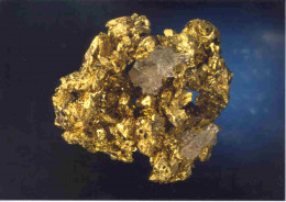 A review of the website Fancy. Gold Nugget with a dash of Quartz