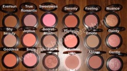 MAC Blushes: Which ones are worth it?