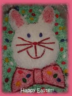 How To Make A Bunny Cake For Easter The Kids Will Love!
