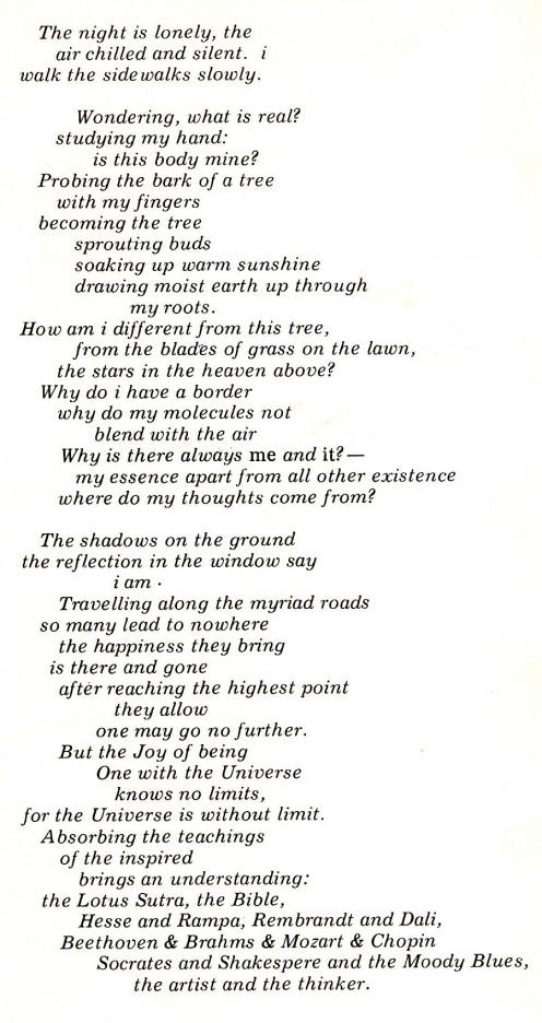 (c) 1971 Gary R. Smith