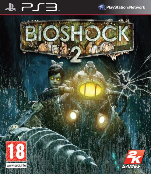 Bioshock PS3 cover