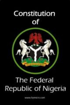 Constitutional Developments in Nigeria
