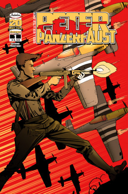 Peter Panzerfaust #1 Second Print