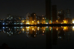 Places of interest in the planned satellite city, Navi Mumbai