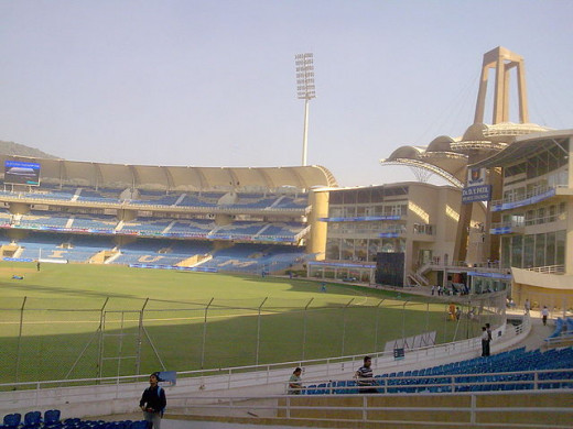 DY Patil International Stadium
