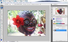 Screenshot of Photoshop CS3