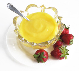 Lemon curd filling is a really tasty custard that can be use in many ways.