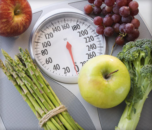 Eating a healthy fat free diet is a good idea.