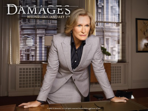Patty Hewes on Damagaes