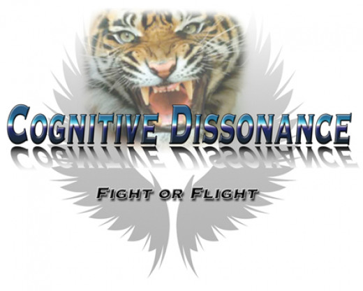 Contemplating the term Cognitive Dissonance can be difficult but admitting to yourself that you actually engage in it, is much harder.