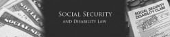 Social Security Disability: Step One - the Disability Application