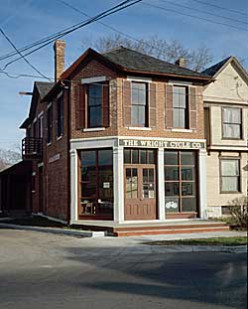 The Wright Cycle Shop. 22 South Williams St., Dayton OH.