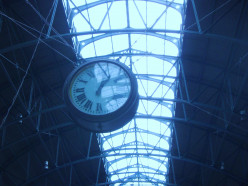 Time and the railway.