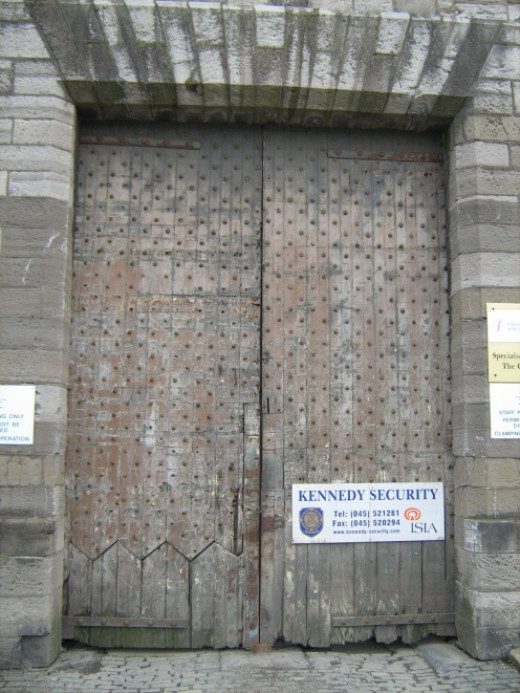 Grangegorman Female Prison in Ireland