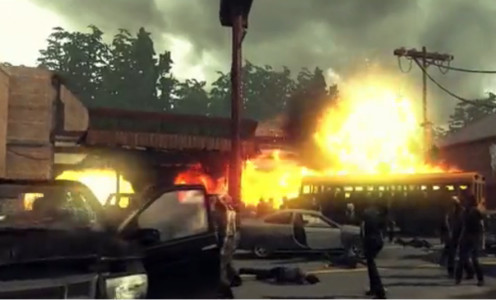 Screen Shot from Walking Dead Survival Instict Trailer