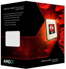 The AMD FX-8350 finally gives AMD Builders a reason to upgrade from their old AMD Phenom II CPU.