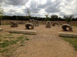 Rock climbing - Champion Park - Cedar Park TX