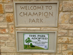 Champion Park | Williamson County Parks | Austin TX | Brushy Creek Regional Trail |  8 Miles of Hike & Bike Trails