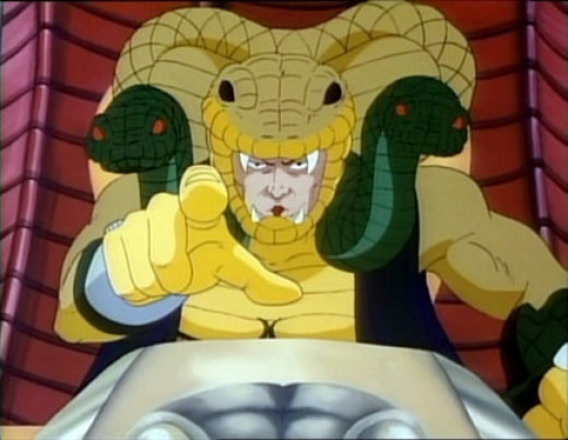 "Serpentor says, ""You will read Stevennix2001's review of this film.  This I command!"""