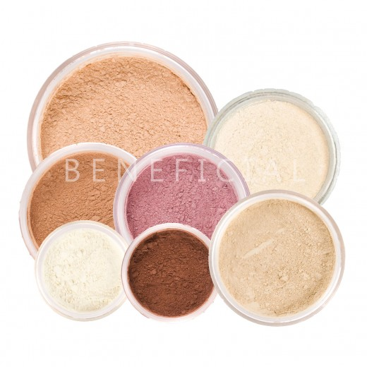 Pure mineral makeups can be more beneficial for your skin.