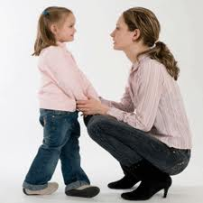 Parents of small families tend to use more corrective forms of punishment when they discipline their children. They believe that discipline should be an education measure.