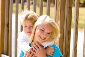 Because parents cannot effective raise a large family by themselves or it is daunting to them, they enlist the oldest/older children to raise younger siblings.It is commonplace for oldest/older child to be parents to their younger siblings.