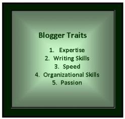 5 Traits of a Successful Business Blogger