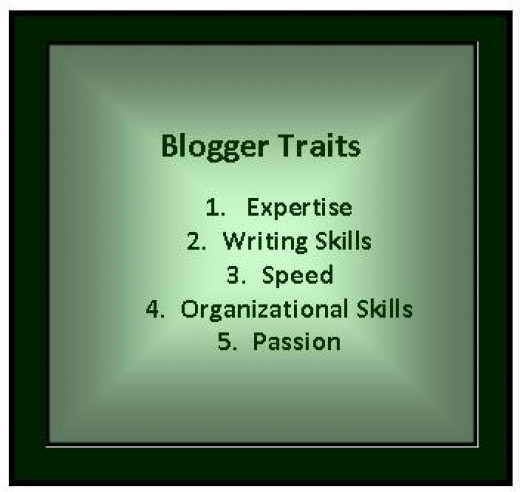 The 5 Traits Every Business Blogger Should Have.