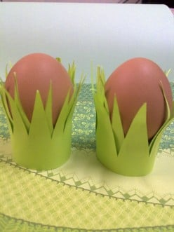 Earth Day Craft: How to Make Easter Egg Cups