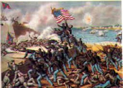 Medal of Honor Winner: William Carney