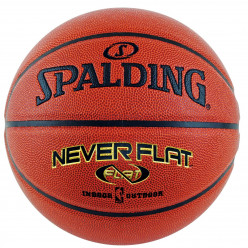 Product Review: Spalding Never-Flat Basketball
