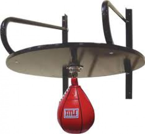 Speed Bags help a boxer with speed and timing. Also, they help develop great hand to eye coordination.