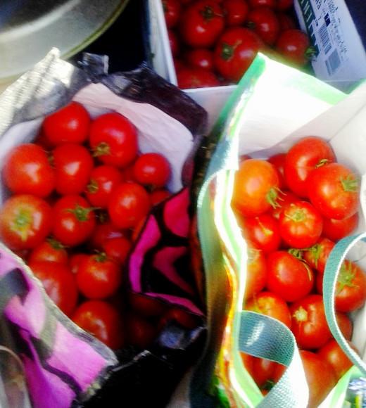 The secret ingredient -- tomato!