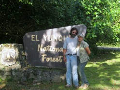 Visiting El Yunque National Rainforest