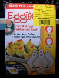 "Eggies ""As Seen On T.V."" Product Review"