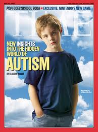 Time Magazine cover from May 15, 2006
