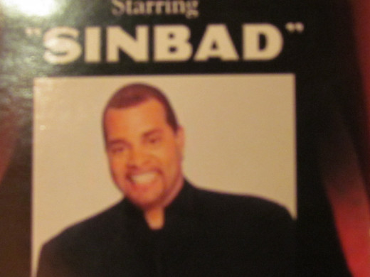 "Now That's Entertainment & Fyne Arrz Recordz presented ""A Time for Laughter"" starring the very talented Sinbad on Saturday, March 23, 2013."