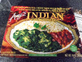Amy's Organic Indian Food: Frozen Trick or Treat?