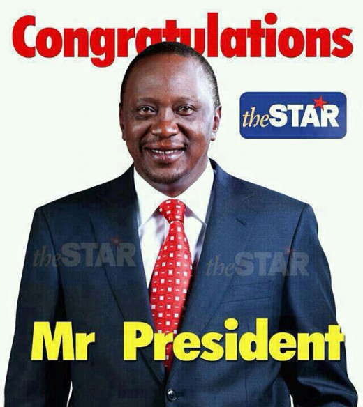 The 4th President of Jamuhuri of Kenya