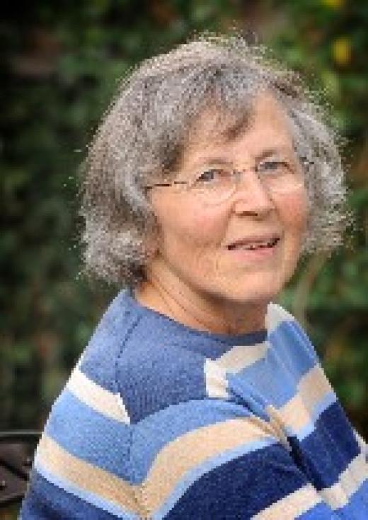 Dr. Hilary Johnson, tutor and Author Advisor par excellence