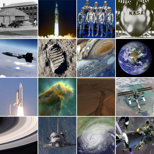 NASA is 55 years old in 2013.