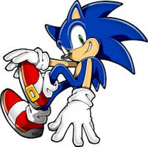 Sonic the Hedgehog was sega's answer to Mario and his main enemy or King Koopa if you will is Dr. Robotnik.