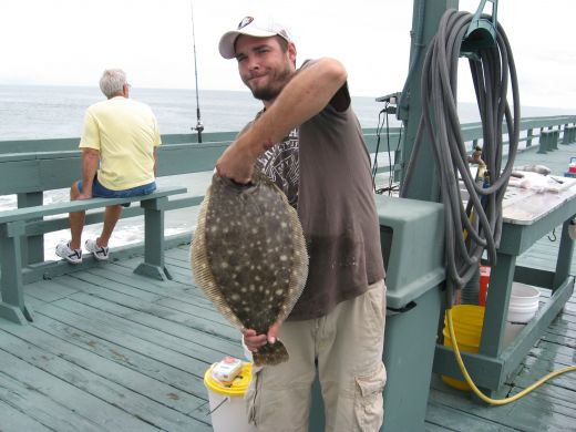 one of our favorite saltwater fish for the table: flounder