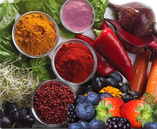 Natural Color Additives