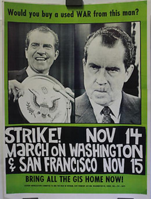 Student Strike/March on Washington